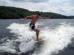 judd on surf board